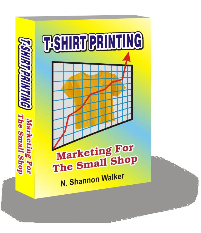 T-shirt printing and marketing